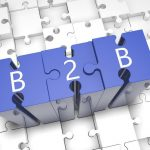 Mixing in digital in the B2B marketing approach