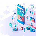 What are all the different phases of mobile app development?